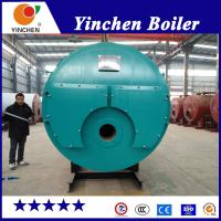 Quality 4 Ton Diesel LPG Gas Fired Steam Boiler Multifunction Safety Explosion Proof for sale