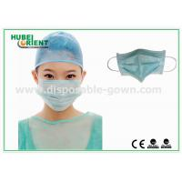 Buy cheap Disposable Face Mask / Non Woven Disposable Surgical Mask from wholesalers