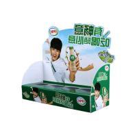 Quality customized pvc display stand rectangle counter box clear food for sale