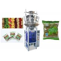 Quality Touch Screen Dry Food Packaging Machine 5 - 60 Bags / Minute High Speed for sale