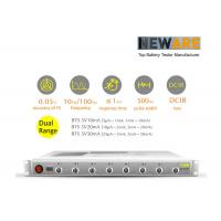 Buy cheap Neware dual range battery testing system for mA(coin cell) from wholesalers