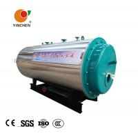 Quality Sawdust Biomass Coal Gas Fired Hot Water Boiler Greenhouse Heating System for sale