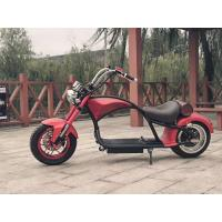 Quality Lithium Battery 2 Wheel Electric Scooter 60v 1500W/2000W With EEC/COC Approval for sale