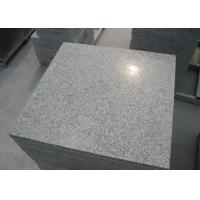 Quality G383 Pearl Flower Granite Stone Flooring Grey Granite Wall Tiles For Wall Cladding for sale