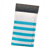 China 4x6 Plastic Bubble Mailing Envelopes 100% Recycled Poly Mailers Custom Size on sale