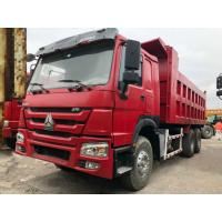 Buy cheap 30 Tons 6*4 Used Dump Trucks Second Hand Tipper Truck Construction Or Transport from wholesalers