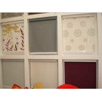Quality translucent roller blinds fabric for sale