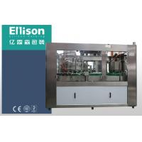 Quality Carbonated Aluminum Pet Beverage Can Filling Machine With Mechanical Driven Type for sale