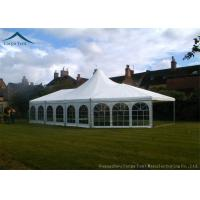 Quality Durable Long Life Span Heavy Duty Canopy Tents 18m*35m High Pressed for sale