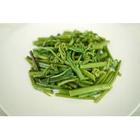 Buy cheap Green Fern Nutritious Boiled Vegetables , Healthy Boiled Bracken from wholesalers