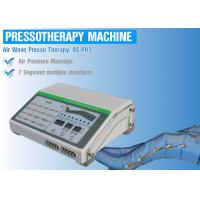 China Pressotherapy Lymphatic Drainage Machine For Relieves Pain And Swelling on sale