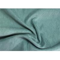 Buy Nyloy Corduroy Fabric Clothes Stretch Corduroy Fabric Green Grey Blue at wholesale prices