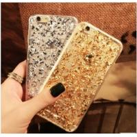 Quality gold and silver leaf for DIY phone shell case for sale