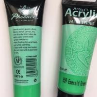 Buy Artist's Acrylic painting Color Value Series 100ml & 75ml Phoenix at wholesale prices