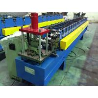 China Large Span Automatically Ceiling Roll Forming Machine With Film System on sale