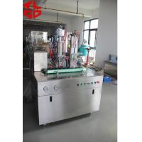 Quality Dashboard Cleaner & Polish Spray Carbureter Cleaning Agent Aerosol Filling Machine Semi Automatic High Efficiency for sale
