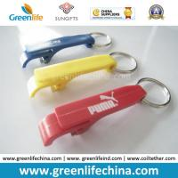 Quality Good Promotional Bottle Cap Openers Red/Blue/Yellow Popular Colors with Custom Imprinted for sale