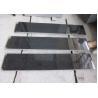 G684 Granite Outdoor Natural Stone Tile / Black Basalt Tile For Building Project for sale