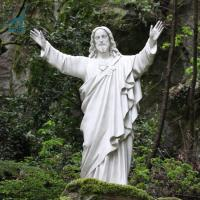 Quality Handmade life size resin statue religious figure Jesus for sale
