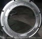 Quality Single Row Slewing Ring Bearings Four Point Contact Ball Slewing Bearing For Radial Load for sale