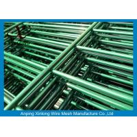 Buy cheap Anti-Corossion 3D PVC Coated Welded Wire Mesh Panels For Farm / Road from wholesalers