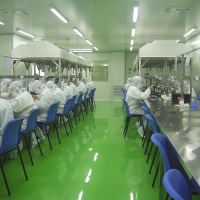 Quality Modular Class 10 Microelectronics Cleanroom Design for sale