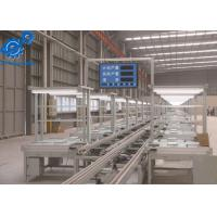 Quality Fire / Water Pump Automatic Assembly Line High Efficiency With Chain Conveyor for sale