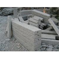 Quality Curbstone Thin Grey Granite, Edging Grey Curbstones  for sale