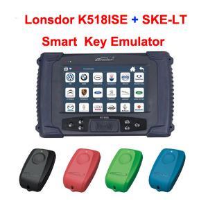 Quality 100% Original Lonsdor K518ISE Key Programmer Plus SKE-LT Smart Key Emulator 4 in 1 set for sale