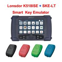 Buy cheap 100% Original Lonsdor K518ISE Key Programmer Plus SKE-LT Smart Key Emulator 4 in 1 set from wholesalers