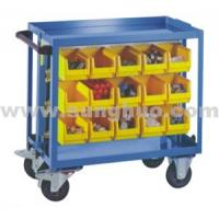 Push cart China hot dog push cart with grids for sale