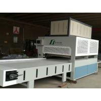 Buy cheap HF Wood Finger Joint Machine High Frequency Laminate Hot Press Machine from wholesalers