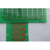 Buy Customized Green Copper Circuit Board Single Sided PCB Board Making at wholesale prices