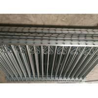 Quality Galvanized Steel Tubular Fence Sliding Electric Gates For Backyard for sale