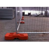 Quality OD 40mm tube temp construction fence panels /temporary fencing panels 2.1m x 2.5m Plus Length Design for sale