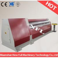 Quality 4 Rolls Synchronized Plate rolling machine for sale