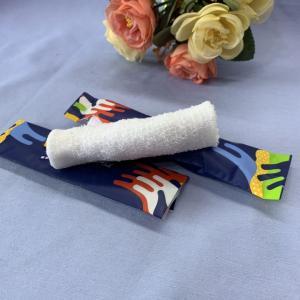 Quality Lemon Cotton Refreshing Moist Towel for sale