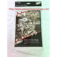 Buy Printed Transparent Self Adhesive Plastic Bags For Books / Toys / Gift at wholesale prices