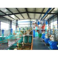 Quality China best manufacturer of vegetable oil refinery,crude oil refinery plant for making cooking oil for sale