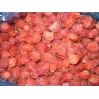 Buy cheap frozen strawberry,IQF strawberry,strawberry,25-35mm,new crop from wholesalers