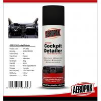 Quality Aeropak Automotive Dashboard Wax Spray Protective For Leather / Plastic / Rubber for sale