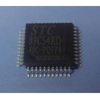 Quality STC MCU 89C54 - 40C - PQFP44 for sale