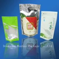 Quality Lamination Printed Custom Design Ziplock Pouch Bag , Standup Nuts Plastic Zip Pouches for sale