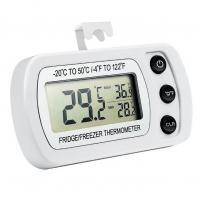 DTH-94 LCD Display -20℃~50℃ Digital Wall Refrigerator Thermometer Hygrometer Temperature Humidity Meter for sale