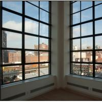 Quality Simple Structure Design Aluminum Fixed Window for sale