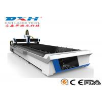 Quality Thickness 20mm CNC Laser Metal Cutting Machine PC Control Customize Design for sale