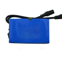 Quality IEC62133 12V 2500mAh Lithium Ion Polymer Battery Pack for sale