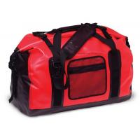 Buy cheap Gym 65L Luxurious Red Tarpaulin Waterproof Duffel Bag Outdoor Roll-top Travel Duffel Dry bag from wholesalers