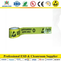 Quality Cleanroom Clear Polyimide Moisture Proof 0.045mm ESD Tapes for sale