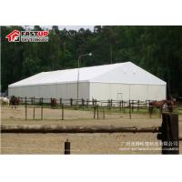 Quality Amazing Marquee Event Tent , Wedding Party Tent With Lining Curtains Decoration for sale